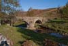 Photograph Derwent Valley - Slippery Stones bridge