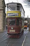 Photograph from Tramway Museum at Crich